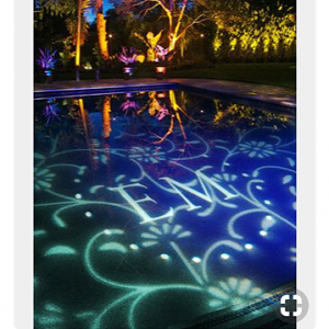 Pool Lighting Sample